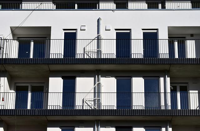 balkonové zábradlí