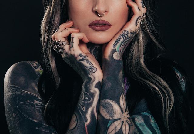 body tetování